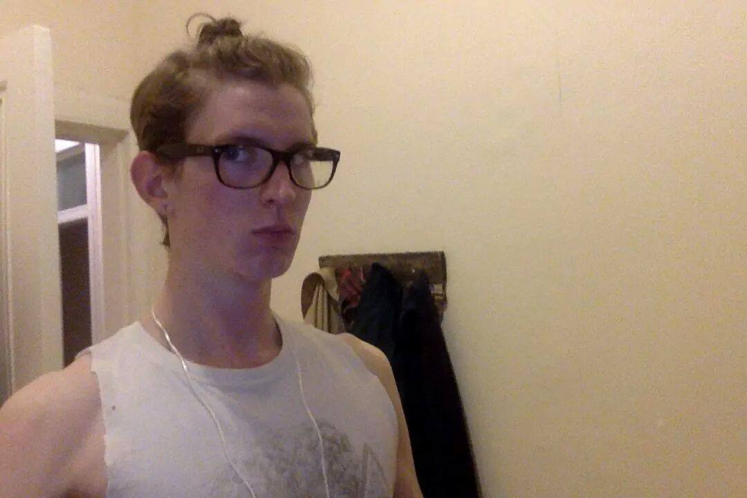 This was Proudlock for Halloween, which makes it ok.