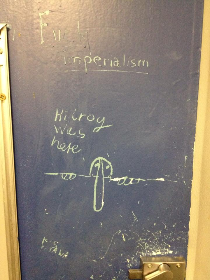 kilroy was here