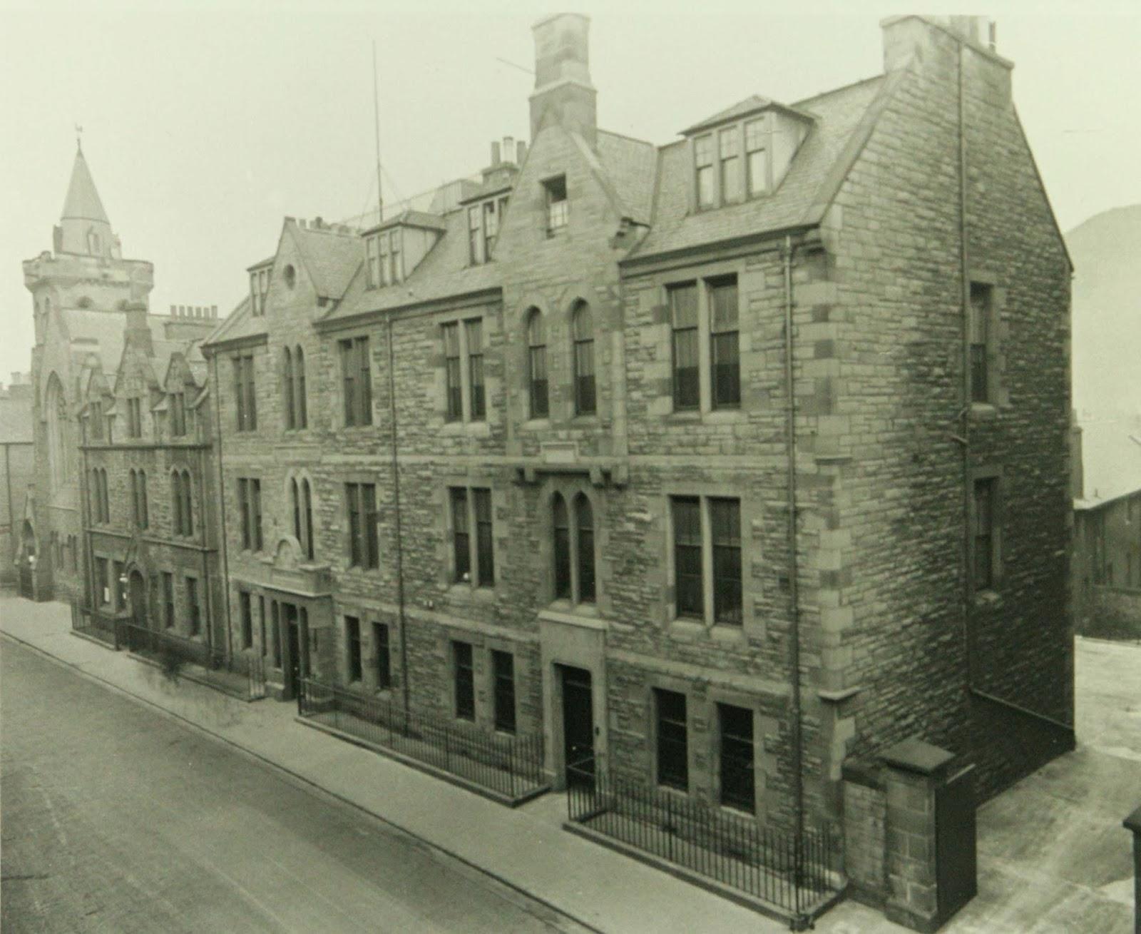 Deaconess Hospital in 1935