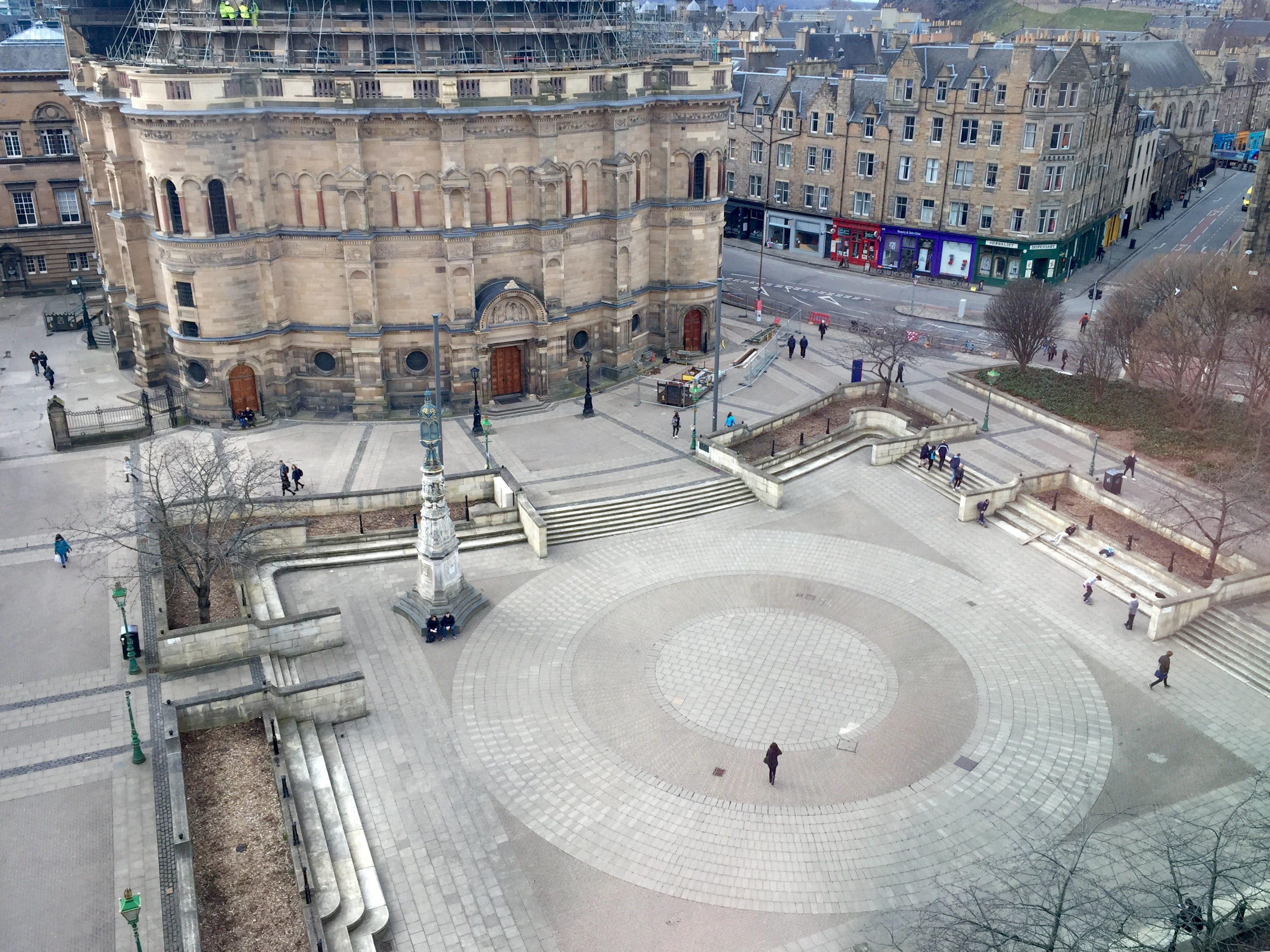 Bristo Square