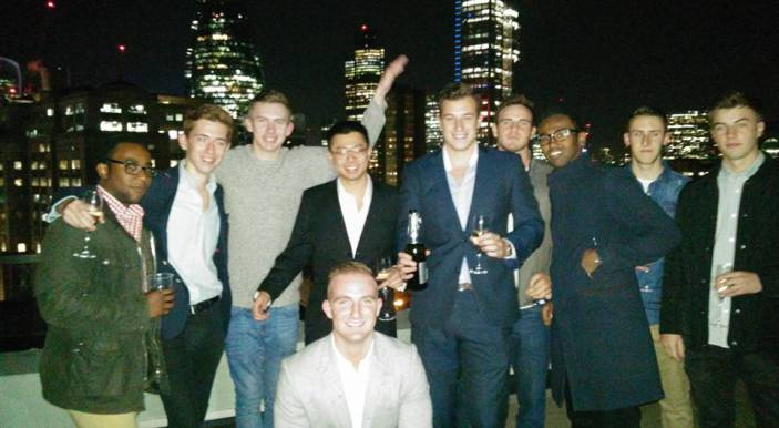 ALL THE LADS