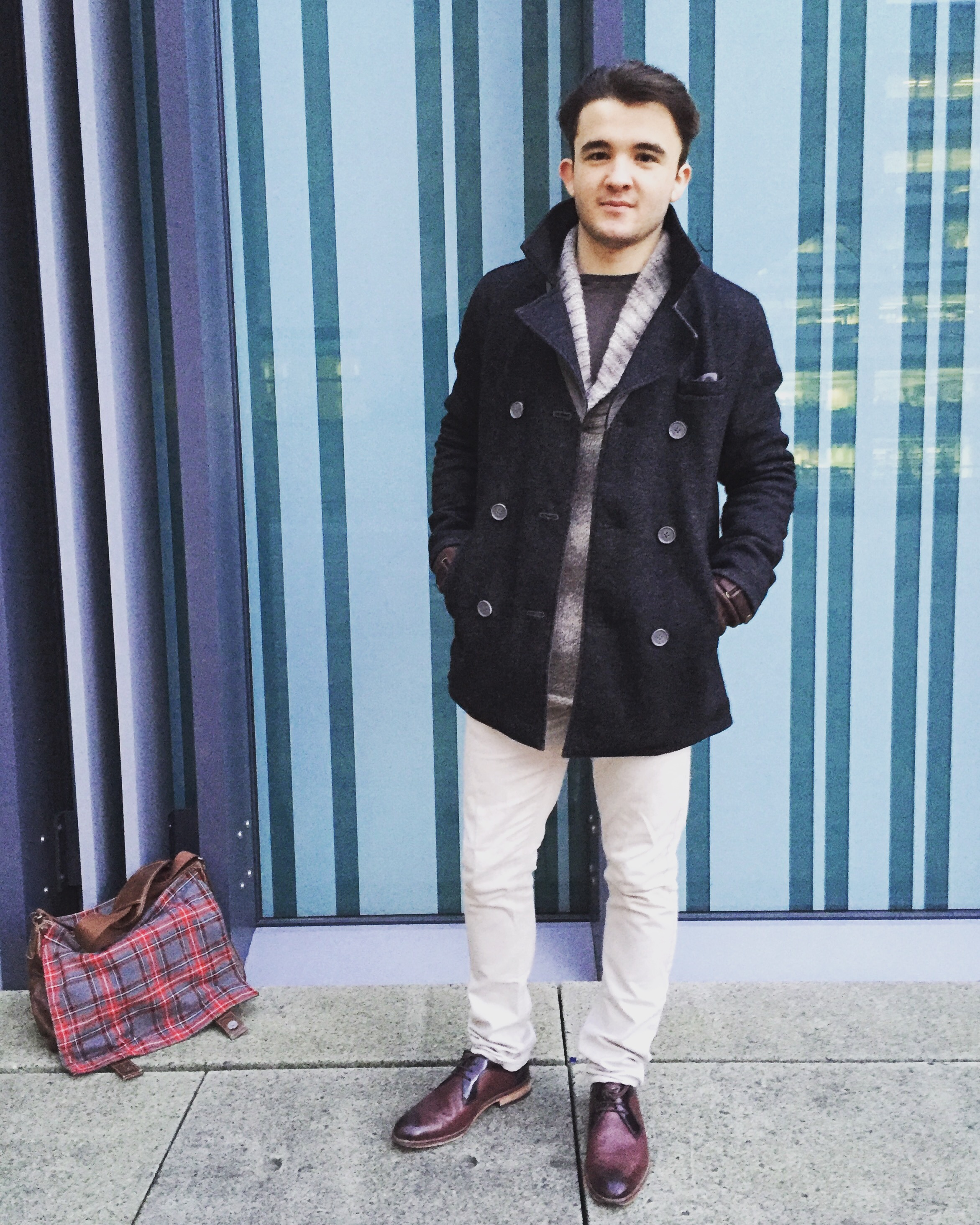 Emile, 4th year, Economics and Maths
