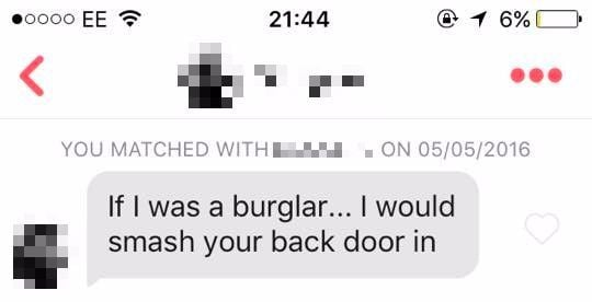 The best and worst of Edinburgh's Tinder pick-up lines