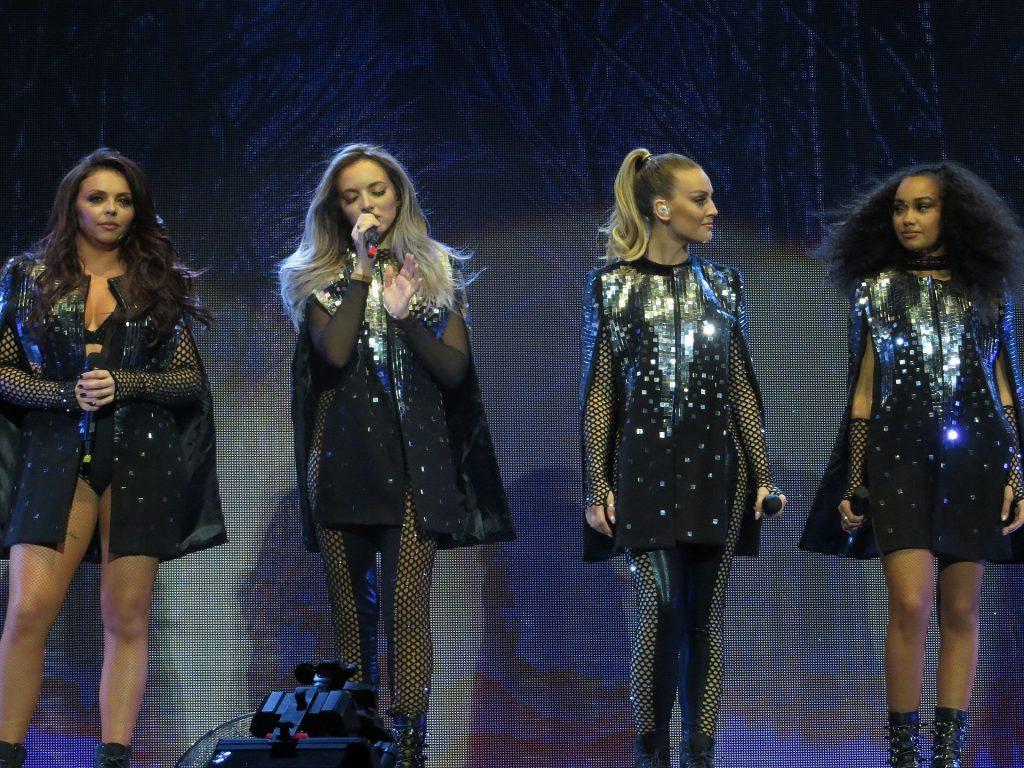 Little Mix To Perform In Edinburgh