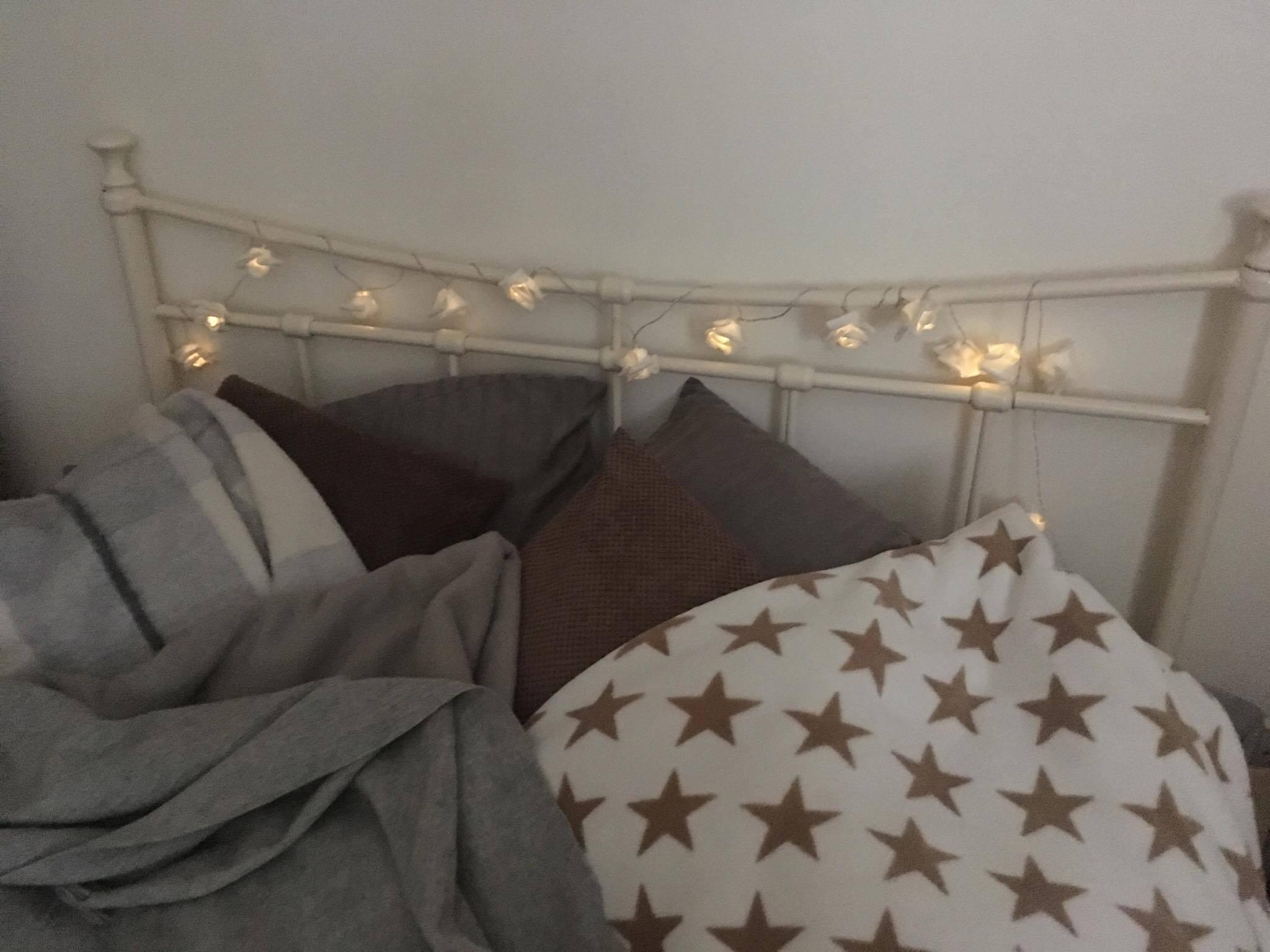 The cosier the better