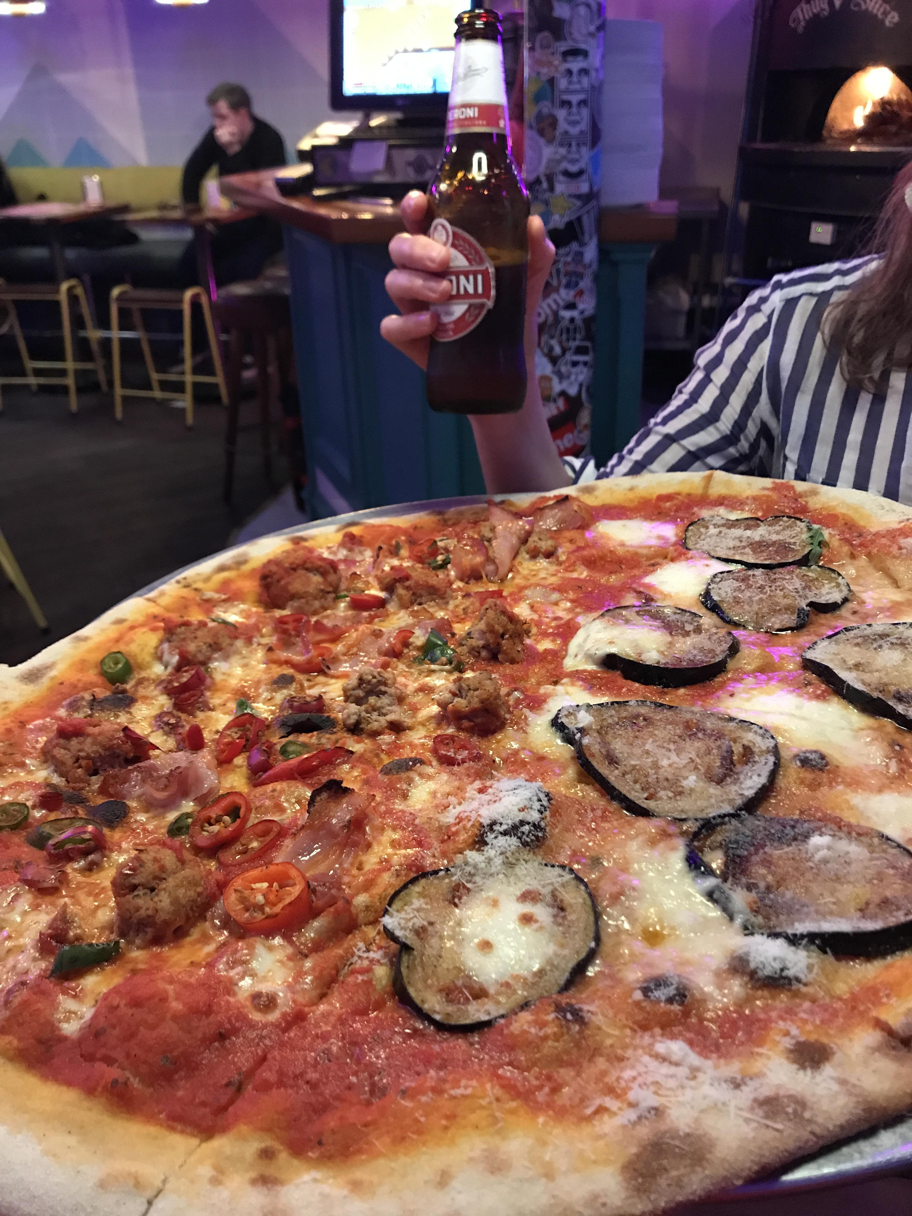 I Tested Some Of Edinburghs Most Famous Pizzerias To Find