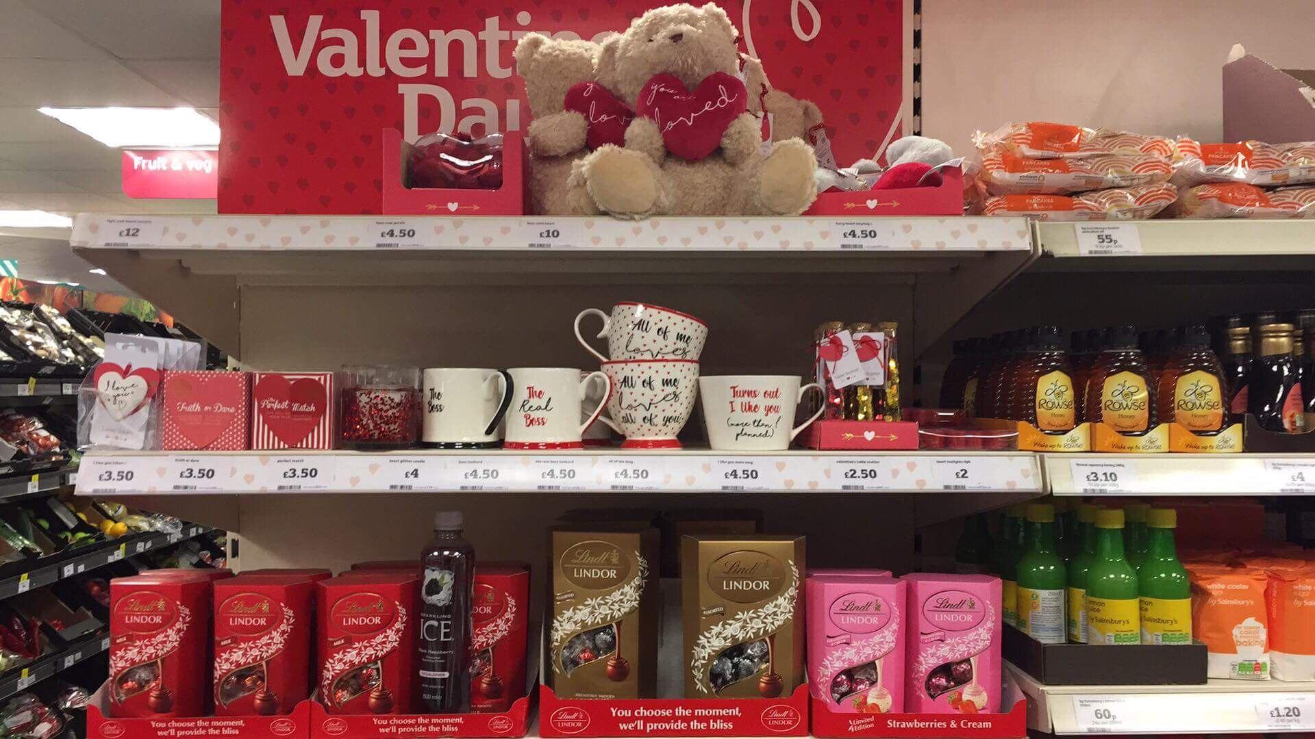 Image may contain: Shelf, Shop