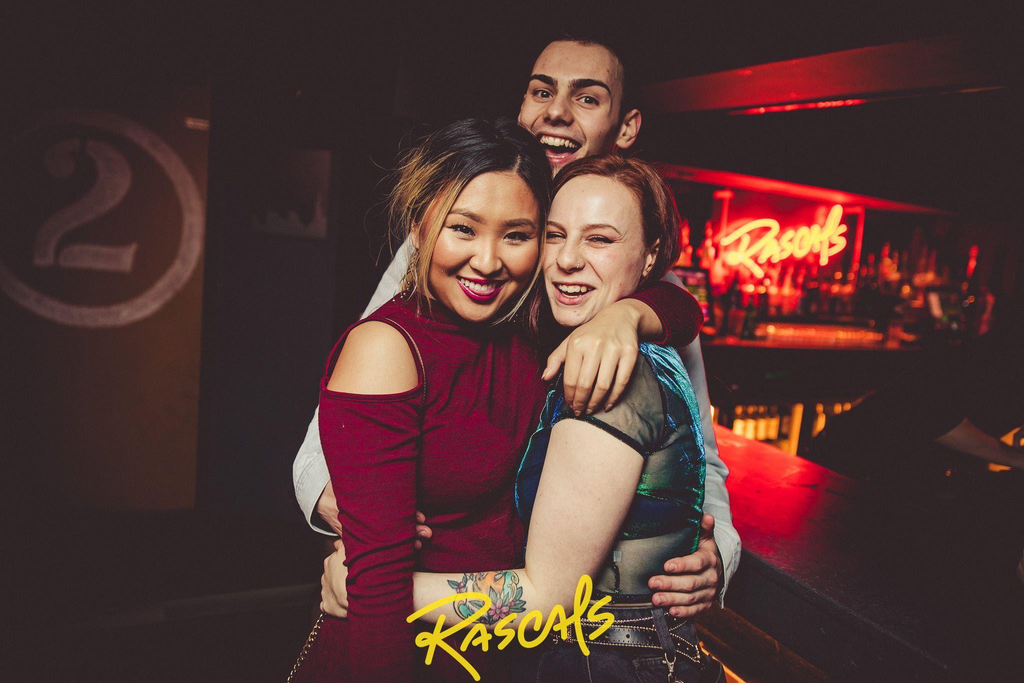 Image may contain: Night Life, Human, Person, Night Club, Club