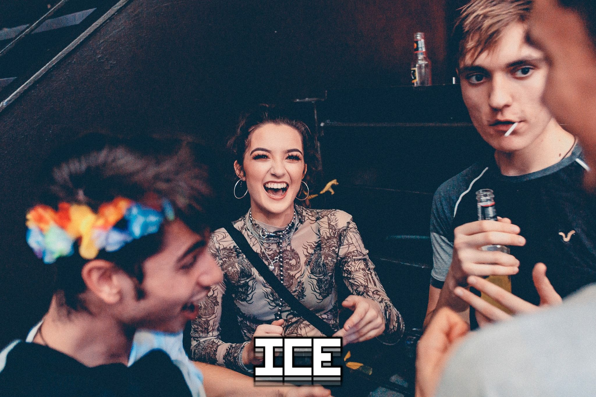 Image may contain: Bar Counter, Pub, Night Club, Club, Person, Human