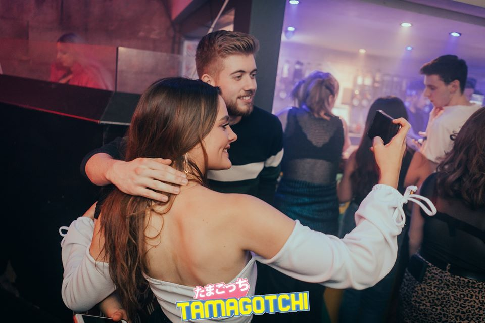 Image may contain: Dance Pose, Leisure Activities, Party, Dating, Night Club, Club, Human, Person
