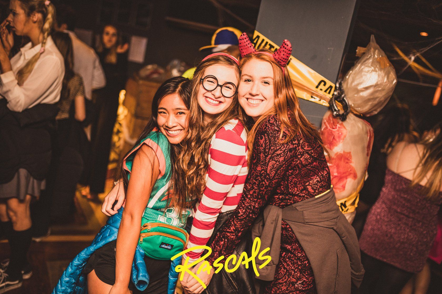 Image may contain: Night Life, Disco, Leisure Activities, Party, Night Club, Club, Person, Human