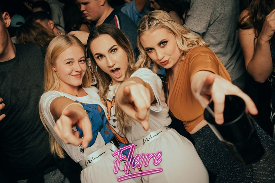 Image may contain: Night Life, Leisure Activities, Party, Night Club, Club, Human, Person