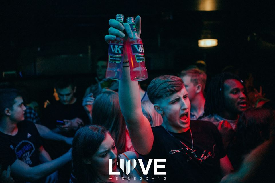 Image may contain: Bar Counter, Pub, Night Club, Club, Human, Person
