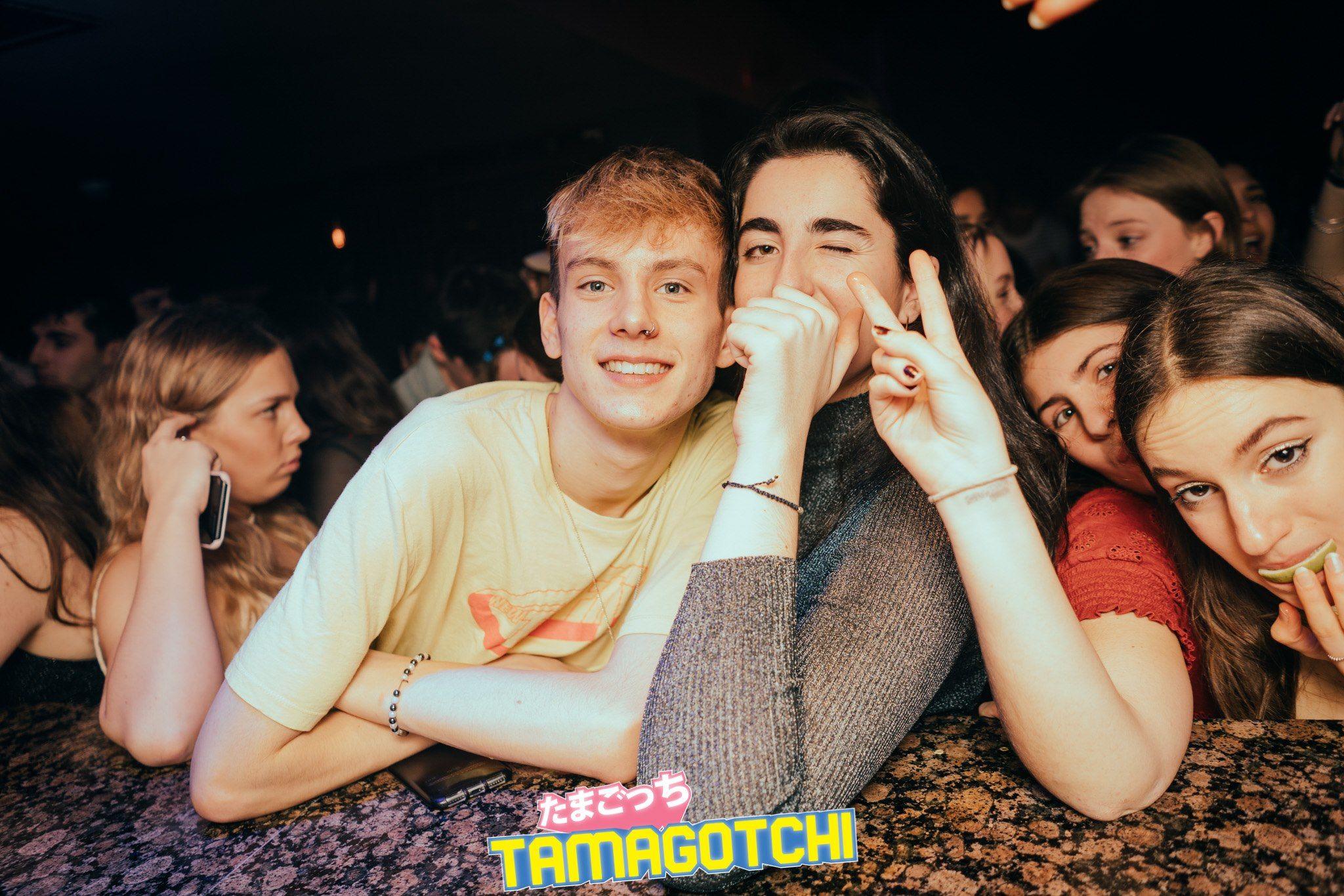 Image may contain: Night Life, Night Club, Club, Person, Human