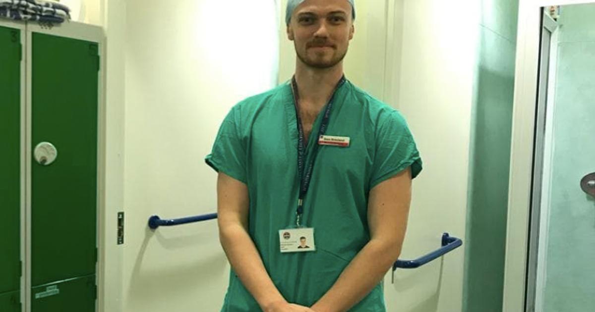 Meet The Edinburgh Student Medics Babysitting Children Of Nhs Staff During The Pandemic