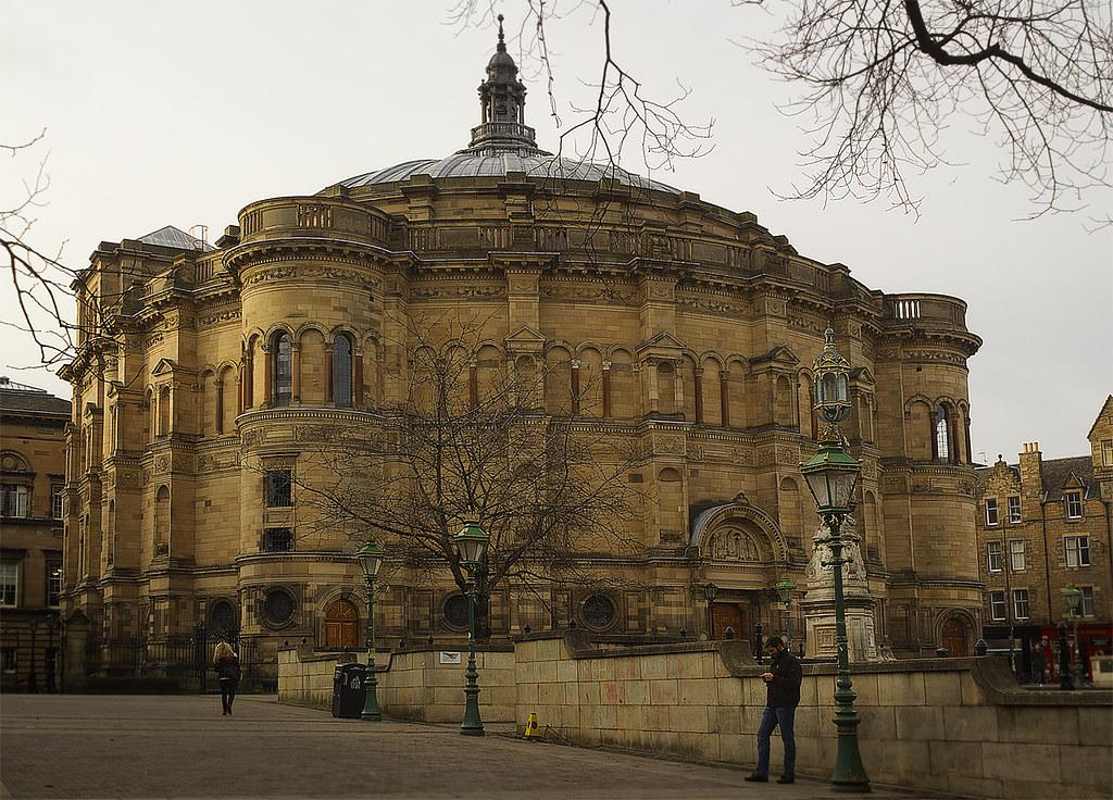 University of Edinburgh confirms Covid outbreak in Pollock Halls accommodation