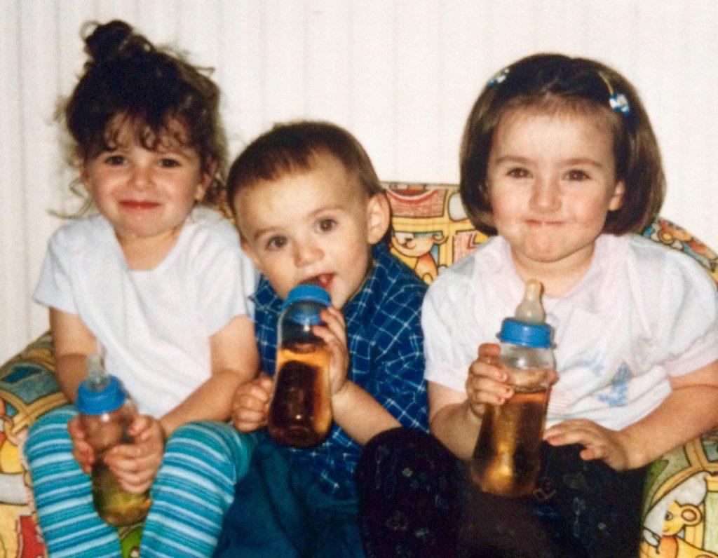 spot the siblings