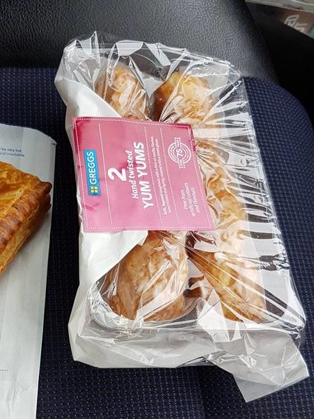 What Your Greggs Order Says About You