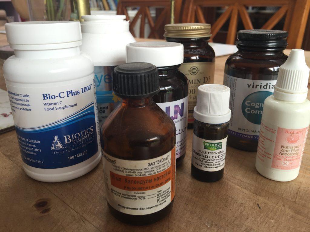 The annoying habits of a shameless health freak