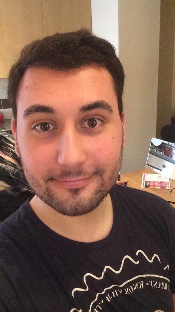 Dan, before