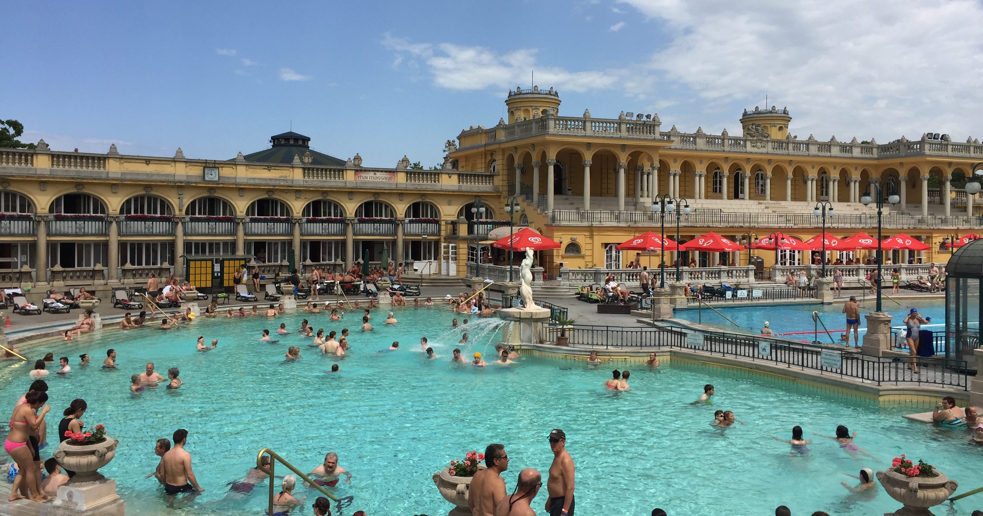 Why Budapest Is The Best Place To Go On Holiday This Summer