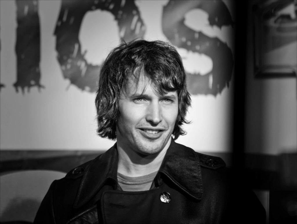 James Blunt's 'Goodbye My Lover' was a popular choice at funerals