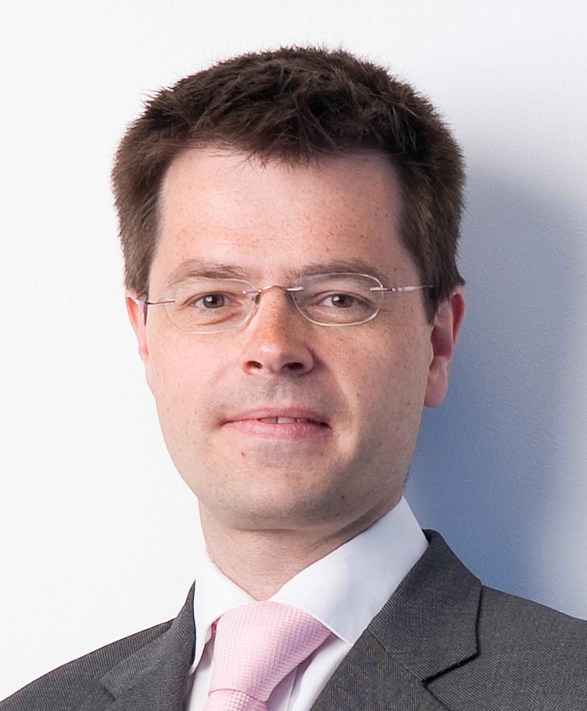 James Brokenshire, the new Northern Ireland secretary