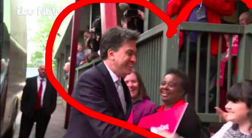The moment Hannah met Ed