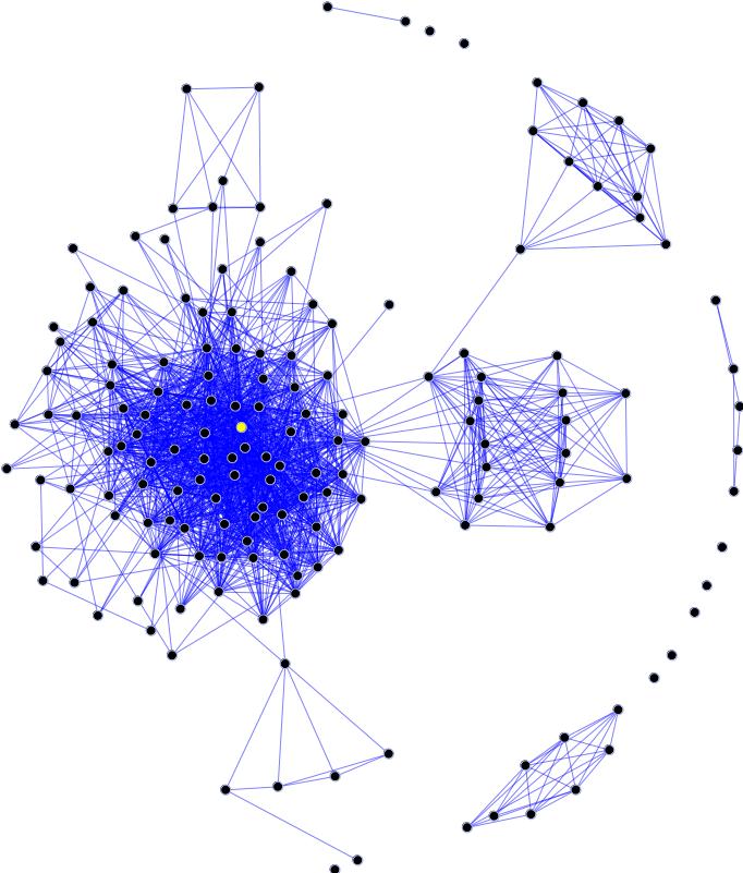 The 'social graph'