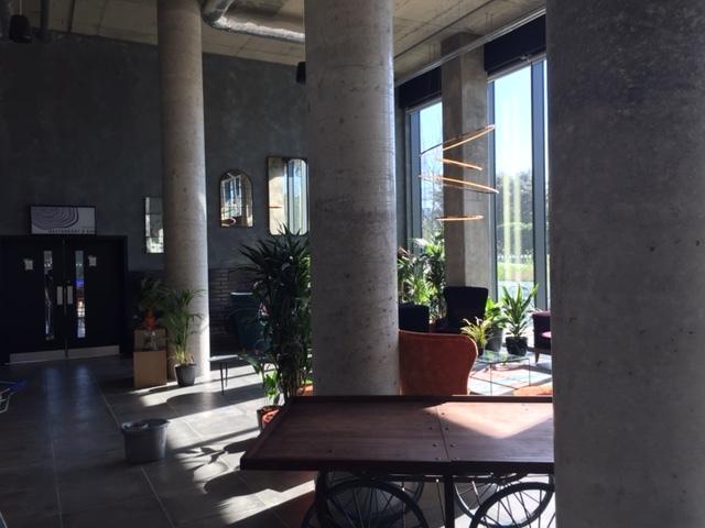 Nice lobby tbf