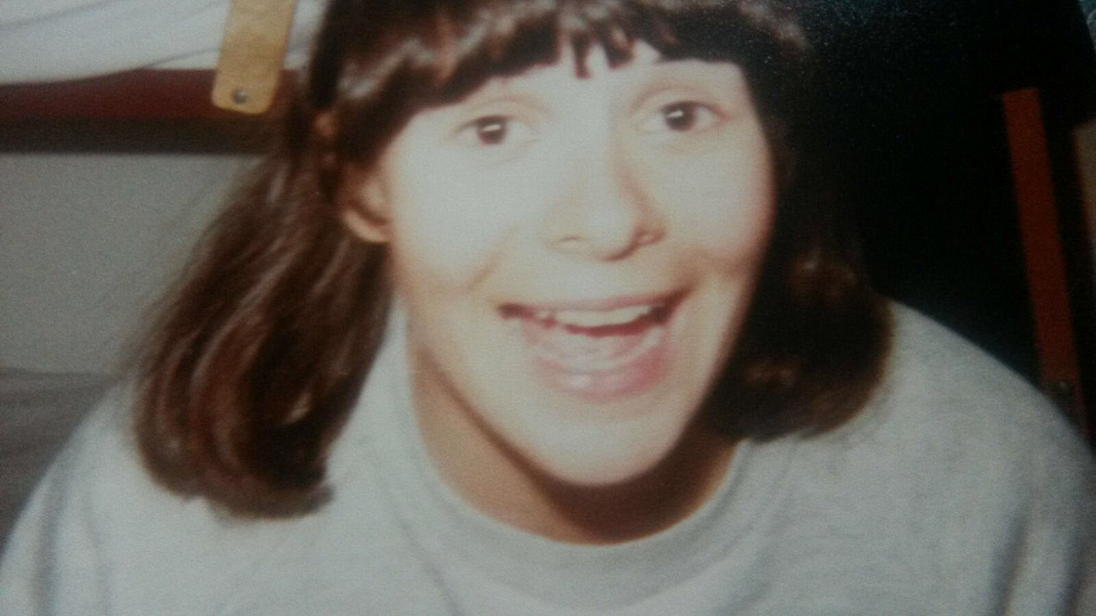 Lena in the '80s