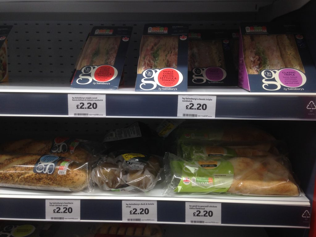 No longer in the Meal Deal