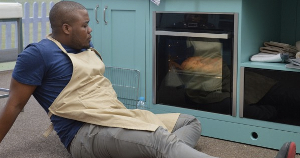 We asked Selasi from Bake Off how he stays so chill