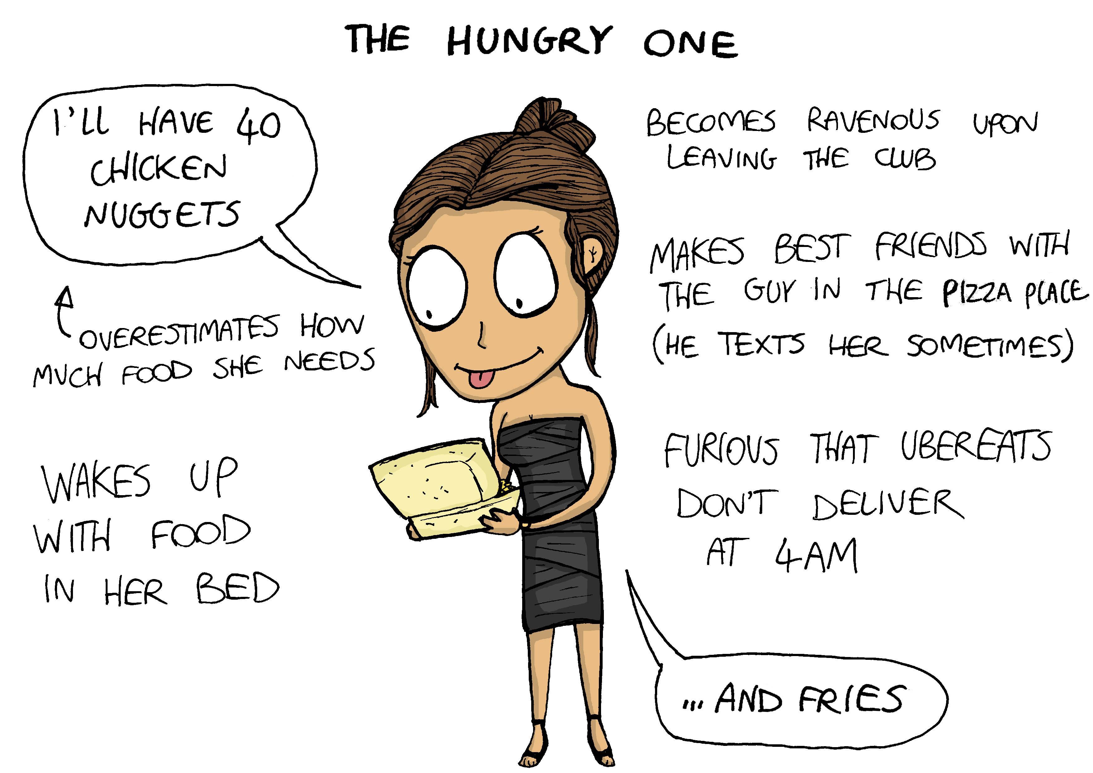 ushungry