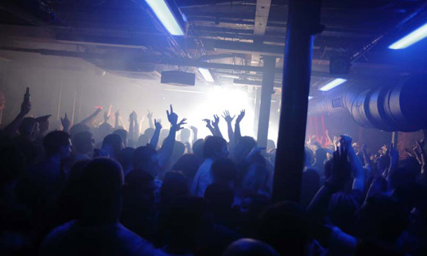 Sankeys Nightclub in Manchester