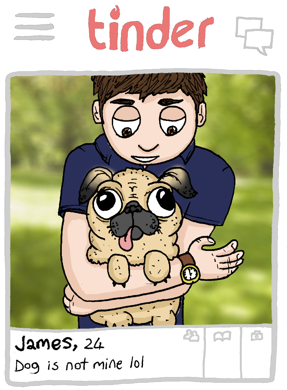 guy-with-dog