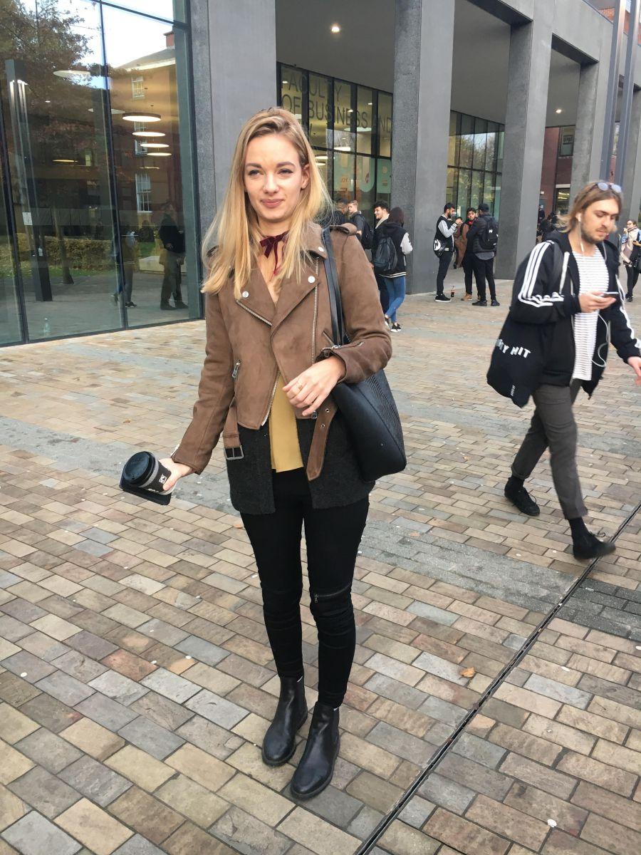 Lydia, Manchester