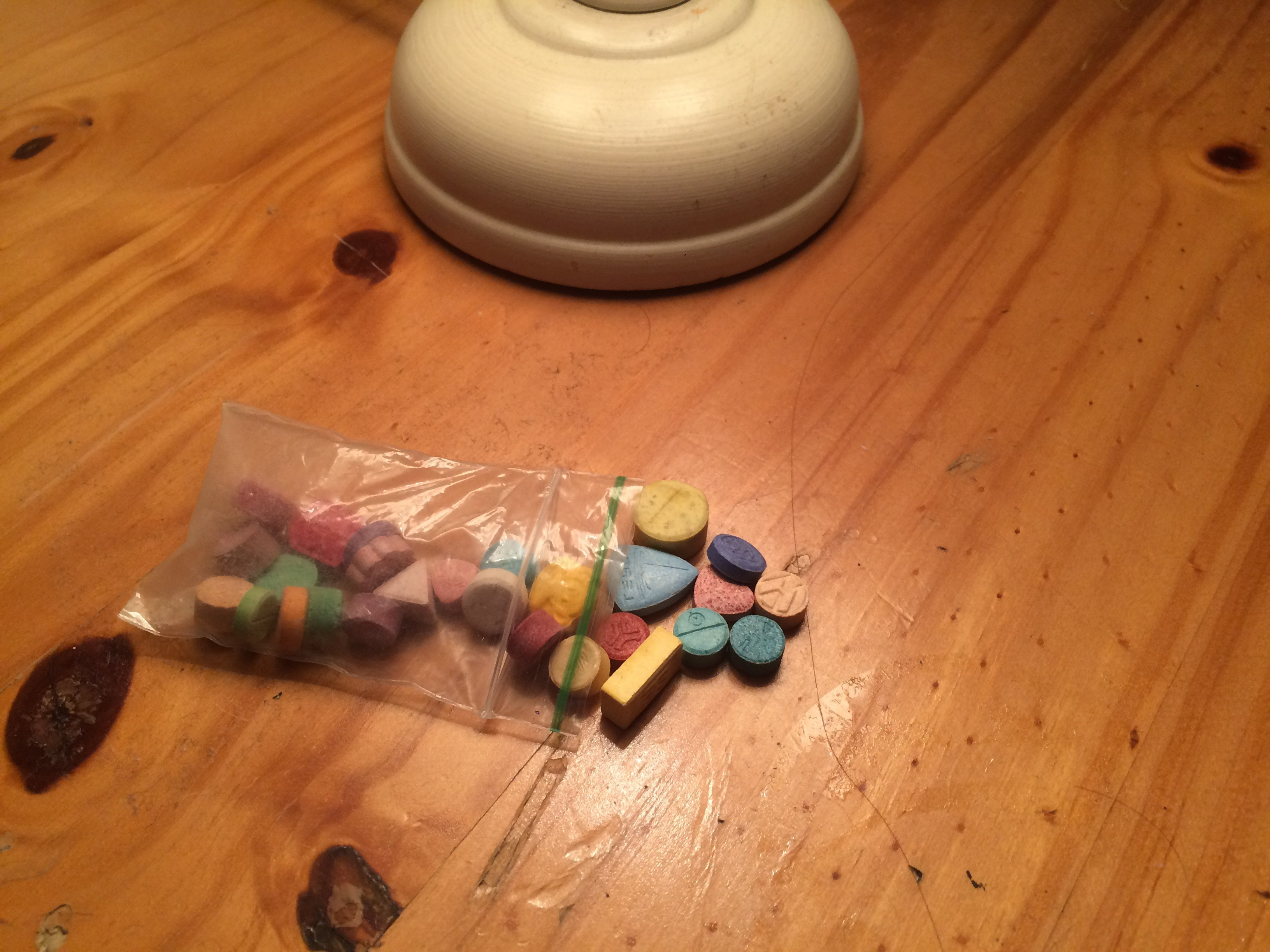 MDMA is most commonly known as a recreational drug, taken in pill form