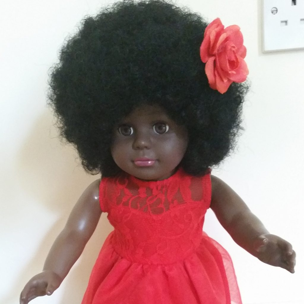 Jamaican red hair