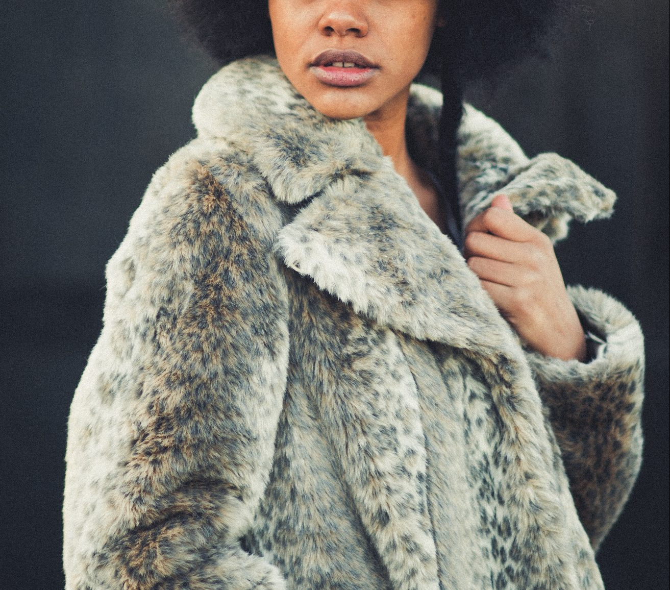 1fd0f63c32 Fake fur designers often outsource production to China, attracted by cheap  labour.
