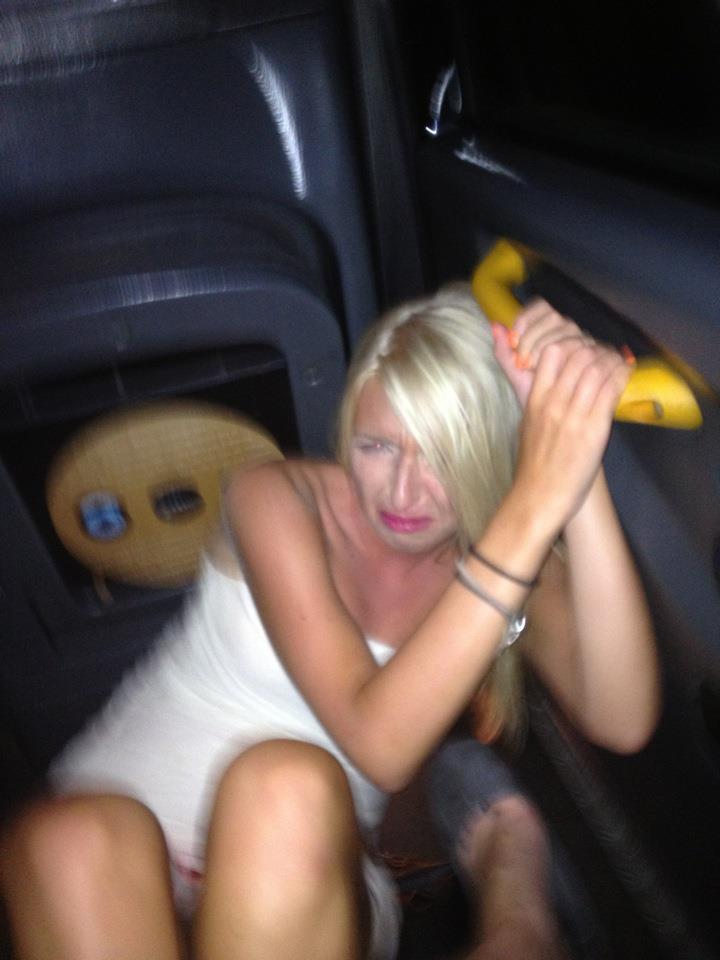 Very hot drunk british teen #11