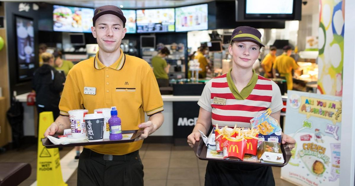 delivery mcdonalds recycles - 1200×630