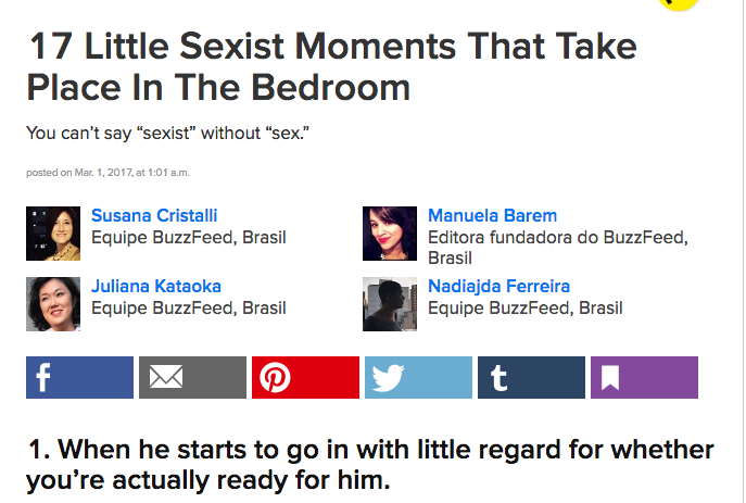 sex girls buzzfeed