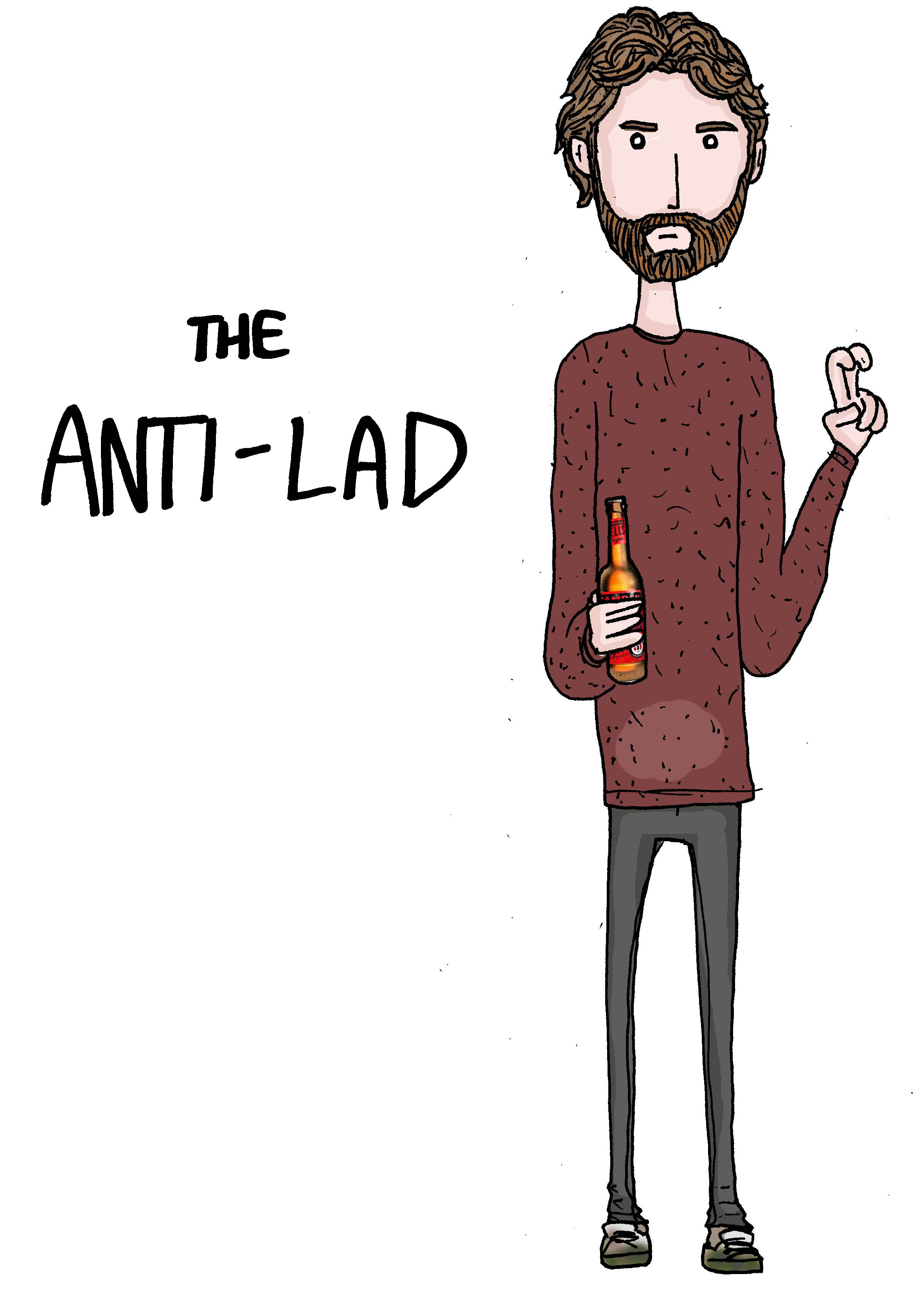 The Lad Index: Documenting the six types of lad you met in ...