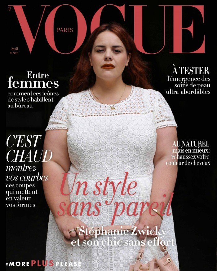Model Magazines List: A Campaign Photoshopped Magazine Covers With Plus-size