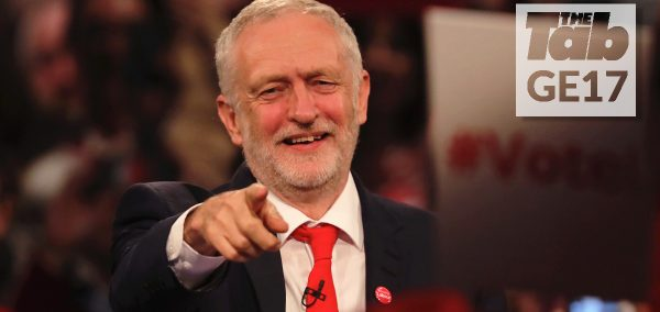 jeremy corbyn our lord and saviour labour will scrap tuition fees