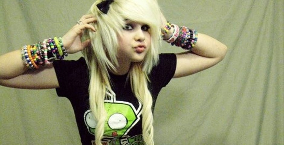 The cringe things you'll remember if you were a scene kid in