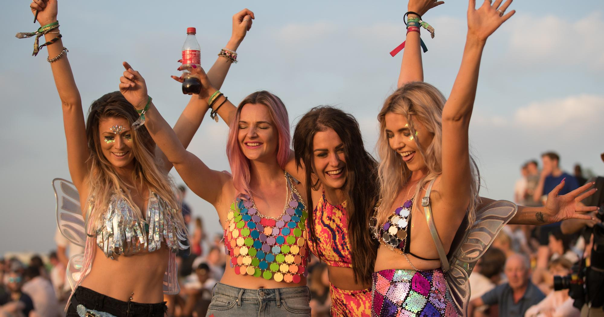 How to sneak drugs into a festival without getting caught