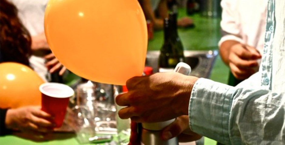 How many balloons are too many? We asked an expert how bad