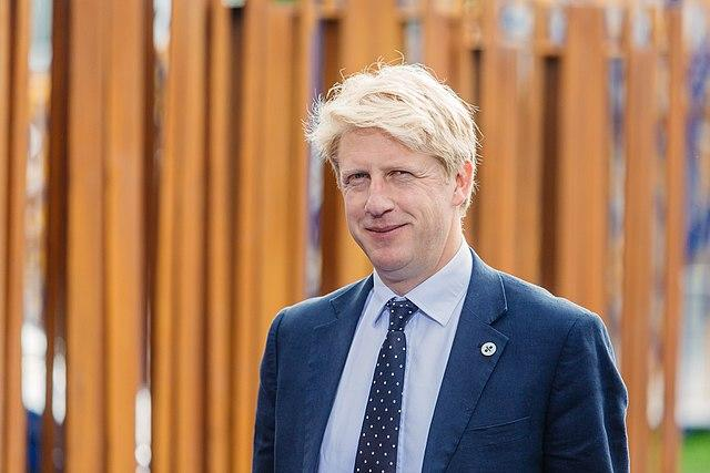 Universities minister, Jo Johnson, is the younger brother of Boris
